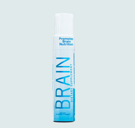 BRAIN-ORAL SPRAY SUPPLEMENT